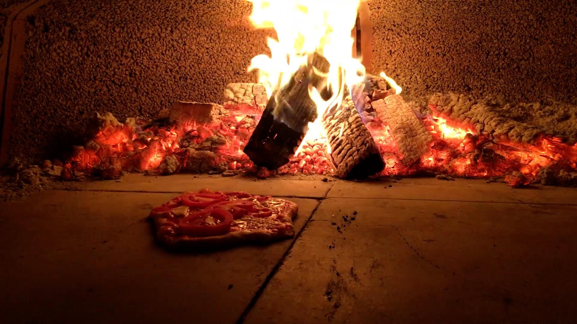 Midwinter Buiten spelen & Pizza & Vuur